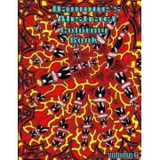 Damones Abstract Coloring Book 6: Adult Coloring Book