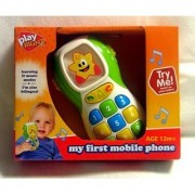 My First Mobile Phone (Bilingual) by Play Right by Play Right