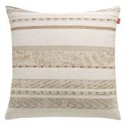 Esprit Home 21481-030-50-50 - Fodera per cuscino Craft 50 x 50 cm colore naturale