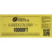 Ajándék kártya 10000FT