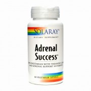 Adrenal Success 60 cápsulas Solaray (R)