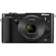 Aparat Foto Mirrorless Nikon 1 V3 kit 10-30mm VR PD-Zoom Black