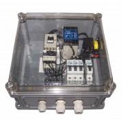 VL HO-1 szivattyú motorvédelem 400V 2,2kW