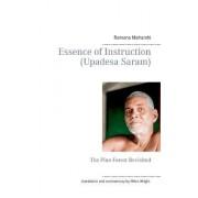 Essence of Instruction (Upadesa Saram) by Ramana Maharshi