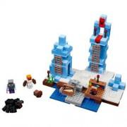 Lego Minecraft 21131 Lodowe Kolce - Gwarancja terminu lub 50 zł! BEZPŁATNY ODBIÓR: WROCŁAW!