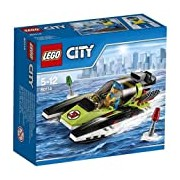 LEGO City Great Vehicles 60114: Race Boat Mixed