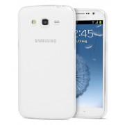 Husa silicon Vetter Ecoline Soft Touch transparenta pentru telefon Samsung Galaxy Grand 2 (SM-G7102) / Galaxy Grand 2 4G (SM-G7105)