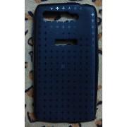 PREMIUM Quality patterned Back Cover For Karbonn A1+ Champ Black