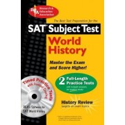 SAT Subject Test: World History by Deborah Vess