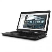 """HP ZBook 15 G2, i7-4810MQ, 15.6"""" QHD+, K 2100M, 16GB, 512GB SSD, DVDRW ,WL, BT, FPR, W10Pro-W7Pro"""