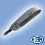 Utcai lámpatest DELFIN 02 1x70W nátrium izzóval IP65 Elba