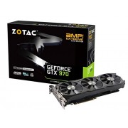 Zotac ZT-90107-10P - Scheda video NVIDIA GeForce GTX 970, 4GB