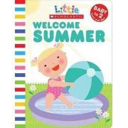 Welcome Summer by Jill Ackerman