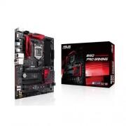 Asus Pro B150 Scheda Madre da Gaming, Nero