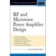 RF and Microwave Power Amplifier Design by Andrei Grebennikov