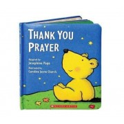 Thank You Prayer by Caroline Jayne Church