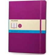 Moleskine Soft Extra Large Orchid Purple Dotted Notebook by Moleskine