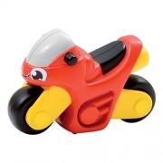 Vroom Planet - Mini motos (24 piezas) (Smoby)