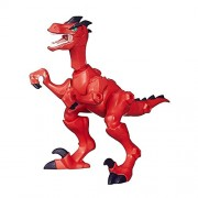 Jurásico Mundo Hero Mashers Velociraptor Animal Figura De Acción