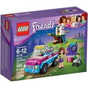 LEGO LEGO Friends Olivia's Exploration Car, 41116 Smart Choice for Children who Enjoy Building by LEGO