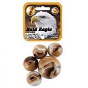 Bald Eagle 24 Player & 1 Shooter Mega Marbles Net Set