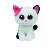 Ty - Ty36986 - Peluche - Beanie Boos - Grand - Muffin Le Chat - 23 Cm