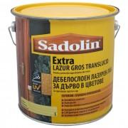 Sadolin EXTRA Incolor 1 - 2,5 L - Lac extra