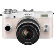 Aparat Foto Mirrorless Pentax Q-S1 + Standard 5-15mm White