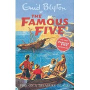 Five on a Treasure Island: Book 1 by Enid Blyton