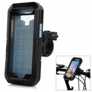 Impermeable Deportes acuaticos Caja / Bolsa para Samsung S6 / S6 Edge - Negro