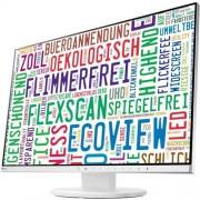 Monitor EIZO EV2455-WT, 24'', LED, 1920x1200, IPS, DP, HDMI, pi, re, W