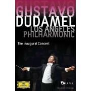 Gustavo Dudamel, Los Angeles Philarmonic - The Inaugural Concert (0044007345313) (1 DVD)