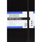 City Notebook Montreal (Moleskine City Notebooks)