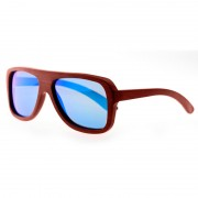 Earth Wood Sunglasses Siesta 067rb Unisex
