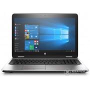 Laptop HP ProBook 650 G3 Z2W42EA, negru + Windows 10 Professional, layout tastatura maghiara