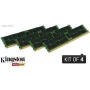 Kingston ValueRAM 32 GB (4 x 8 GB) KVR16LR11D8K4/32i DIMM 240-pin Ram Module