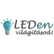 LED elemes mikroszálas dekor fényfüzér huzal csillag hideg fehér