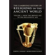 The Cambridge History of Religions in the Ancient World 2 Volume Set by Michele Renee Salzman