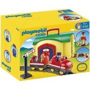 PLAYMOBIL My Take Along Train Playset