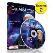 Discovery - Prin gaura de virme cu Morgan Freeman sezonul 2 disc 5 (DVD)