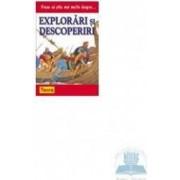 Vreu sa stiu mai multe despre... explorari si descoperiri - Philip Brooks