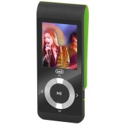 MP3 Player Trevi MPV 1728 SD, 4 GB (Negru/Verde)