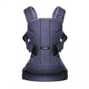 BABYBJORN ONE - nosidełko ergonomiczne, niebieski - NOWOŚĆ!