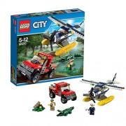 LEGO City Police - Hidroavión de la policía (60070)