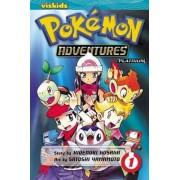 Pokemon Adventures: Diamond and Pearl/Platinum, Vol. 1 by Hidenori Kusaka