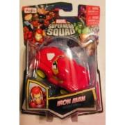 Marvel Super Hero Squad IRON MAN Squad Cars Die-Cast Vehicle