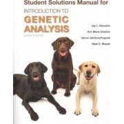 Solutions Manual for Introduction to Genetic Analysis by University Anthony J F Griffiths