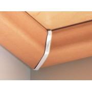 PARADOR Innenecken für Deckenabschlussleisten DAL 1, Weiß