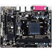 Placa de baza GIGABYTE F2A68HM-DS2H, AMD A68H, FM2+