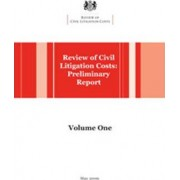 Review of Civil Litigation Costs: v. 1-2